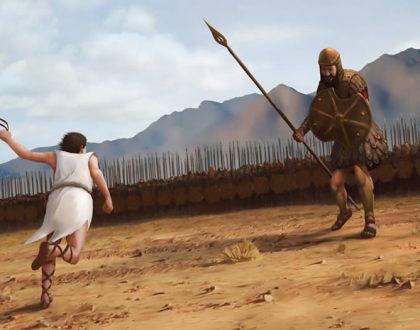 Duelo de Davi e Golias